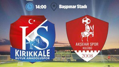 Spor Toto Bölgesel Amatör Lig 6. Grupta bugün oynadığı maçla ikinci sıraya gerileyen Kırıkkale Büyük Anadolu Spor, önümüzdeki hafta pazar günü kendi sahasında liderliği devralan Akşehirspor ile karşılaşacak.