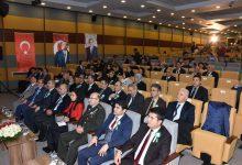 """Cumhurbaşkanı Recep Tayyip Erdoğan'ın eşi Emine Erdoğan'ın himayelerinde, Çevre ve Şehircilik Bakanlığının koordinesinde geçen yıl başlatılan """"Sıfır Atık"""" projesi Kapsamında Kırıkkale'de 'Sıfır Atık geleceğe değer kattık' konulu seminer düzenlendi."""