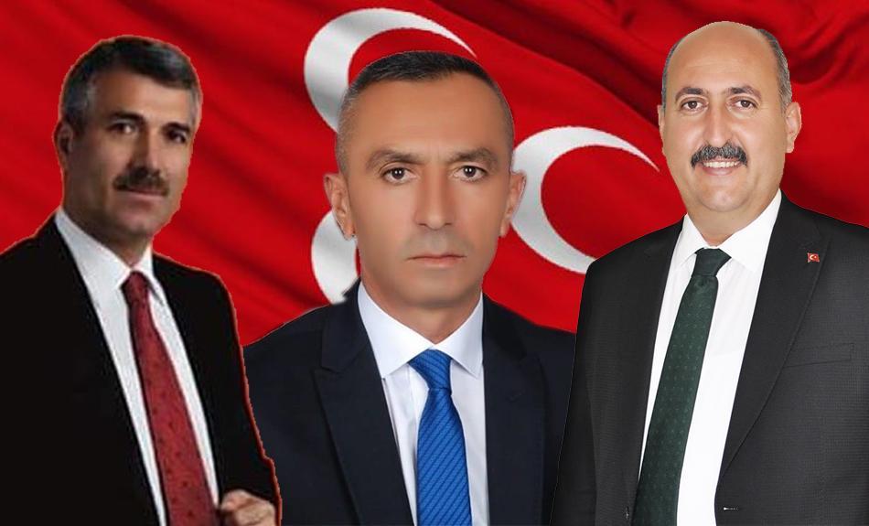 Milliyetçi Hareket Partisi (MHP), Kırıkkale Merkez ve Sulakyurt belediye başkan adaylarını resmi olarak açıklanmasının ardından, 3 ilçenin belediye başkanını daha duyurdu.