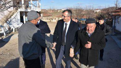 Photo of Vali Yunus Sezer Köprüköy ile Sulubük Köylerini Ziyaret Etti