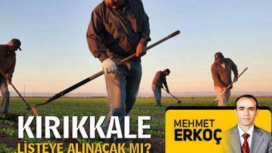 Photo of Kırıkkale Listeye Alınacak mı?