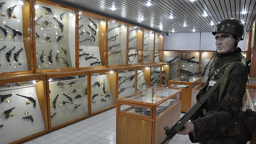 Silah Müzesi şehir merkezine taşınıyor1 - Silah Müzesi şehir merkezine taşınıyor