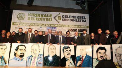 Photo of Vefat eden basın mensupları anısına şiir dinletisi düzenlendi