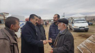 31 Mart 2019´da yapılacak olan Mahalli İdareler seçimlerinde Milliyetçi Hareket Partisi (MHP) Kırıkkale Belediye Başkan Adayı Serdar Yarar seçim çalışmalarına ara vermeden devam ediyor.