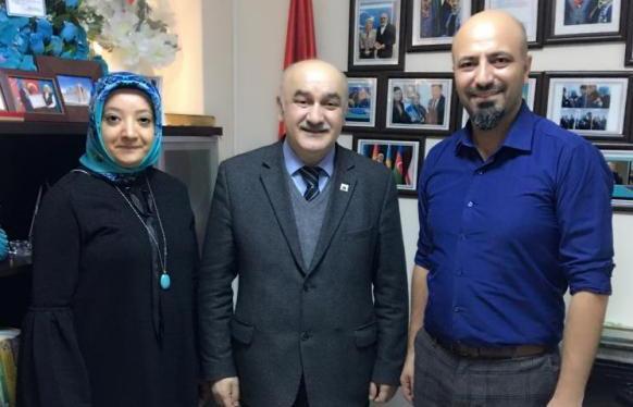 Azerbaycan başkenti Bakü'den Azerbaycan eski Cumhurbaşkanı merhum Ebulfeyz Elçibey'in yol arkadaşlarından siyasetçi Arif Hacılı, bir müddettir devam eden kalp ile ilgili şikayetleri için Kırıkkale Yüksek İhtisas Hastanesini tercih etti.