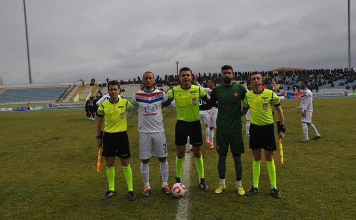 BAL Ligi 6. Grupta mücadele eden temsilcimiz Kırıkkale Büyük Anadoluspor, kendi saha ve seyircisi önünde ağırladığı Yeniçağaspor'u 1-0 yendi.