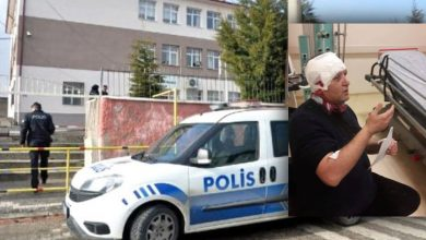 Kırıkkale Gündoğdu Manas İlkokulunda görev yapan öğretmen kadın veli tarafından bıçaklı saldırıya uğradı.