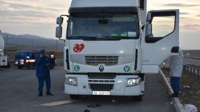 Kırıkkale-Samsun karayolu üzerindeki dinlenme alanına park ederek tırın altın giren sürücü, lastik ile rotun arasında kafasının sıkışması sonucu hayatını kaybetti.