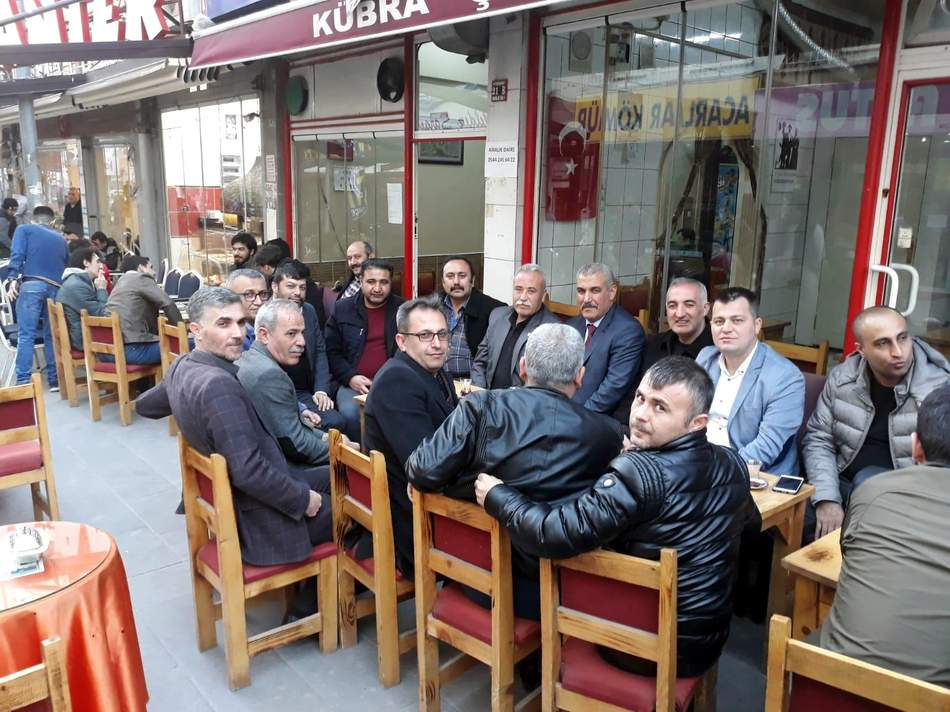 Özkan'dan seri ziyaretler 1 - Özkan'dan seri ziyaretler