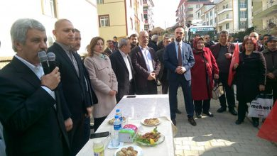 Photo of İYİ parti adayı Yılmaz'dan Suya indirim sözü