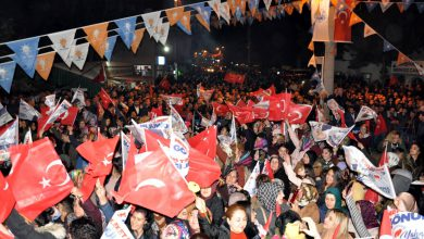 Photo of Sungur'dan Miting Gibi Davet