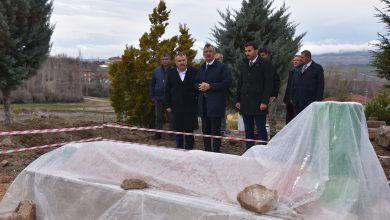 Photo of Ballı Baba Türbesi yenileniyor