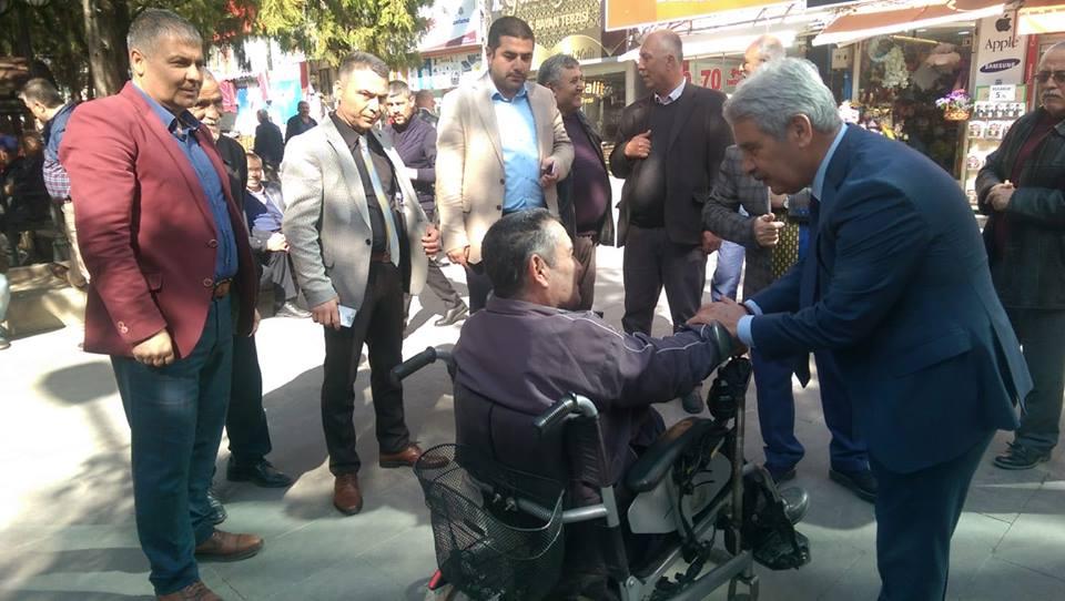 Engelliler için seferberlik başlatacağız 1 - Engelliler için seferberlik başlatacağız