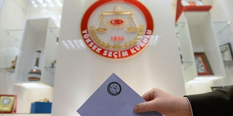 Kırıkkalede 749 sandıkta 205 bin 149 seçmen oy kullanacak - Kırıkkale'de 205 bin 149 seçmen oy kullanacak