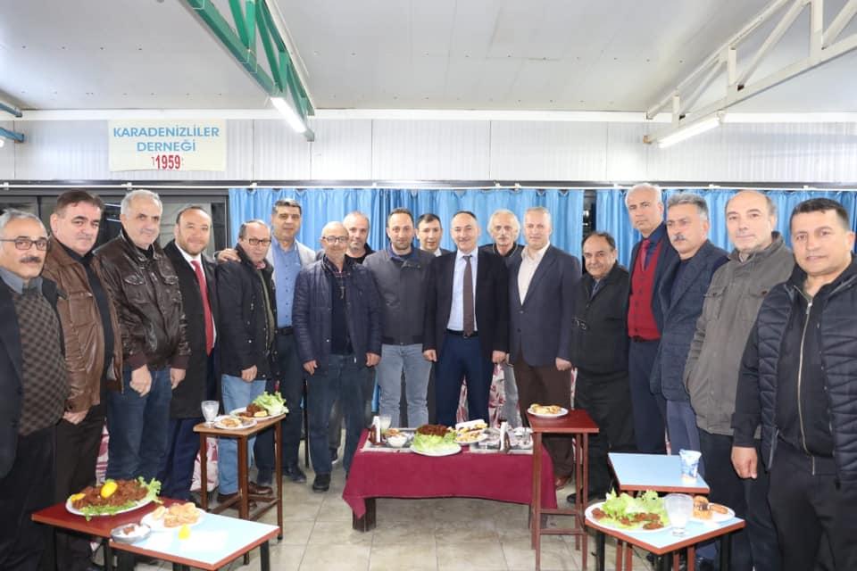 Karadenizlilere destek teşekkürü 2 - Karadenizlilere destek teşekkürü
