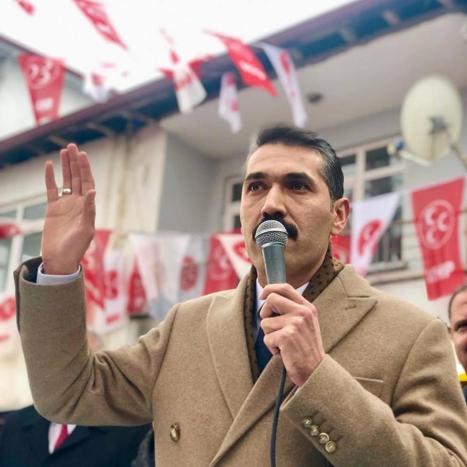 MHP adayı Yarar'dan belediye çalışanlarına bayram ikramiyesi sözü 1 - MHP adayı Yarar'dan belediye çalışanlarına bayram ikramiyesi sözü