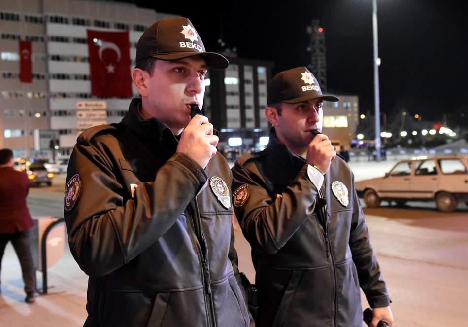 Mahalle bekçileri Kırıkkale sokaklarında 5 - Mahalle bekçileri Kırıkkale sokaklarında