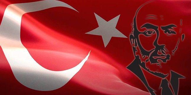 Mehmet Akif kalemini cennetteki mürekkebe batırmış vatan şairimizdir - Mehmet Akif kalemini cennetteki mürekkebe batırmış vatan şairimizdir