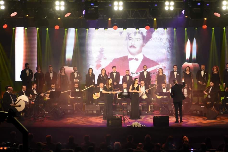 """TRT sanatçıları Bozlağın Altın Sesi için sahne aldı 3 - TRT sanatçıları """"Bozlağın Altın Sesi"""" için sahne aldı"""