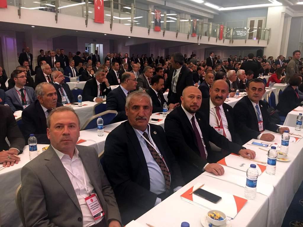 MHP'li Başkanlara üretken belediyecilik anlayışı anlatıldı 2 - MHP'li Başkanlara üretken belediyecilik anlayışı anlatıldı