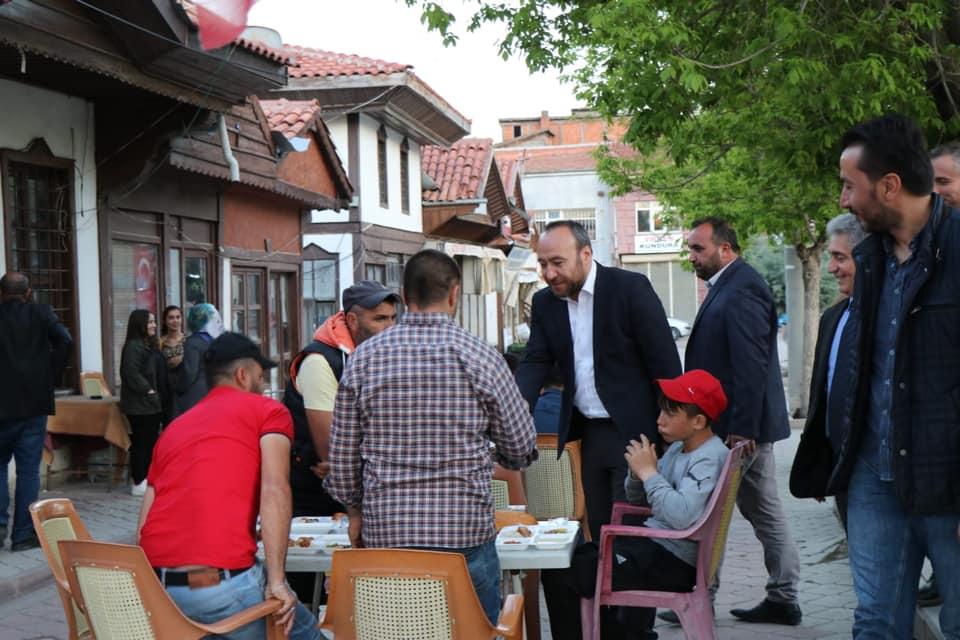 Ak Parti'den Keskin'de seçim çalışması 2 - Ak Parti'den Keskin'de seçim çalışması