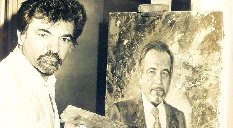 Kralların ressamının 179 eseri Kırıkkale'de - Kralların ressamının 179 eseri Kırıkkale'de