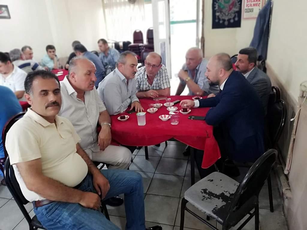 MHP KIRIKKALE TEŞKİLATI CUMHUR İÇİN İSTANBUL'DA 5 - MHP KIRIKKALE TEŞKİLATI CUMHUR İÇİN İSTANBUL'DA