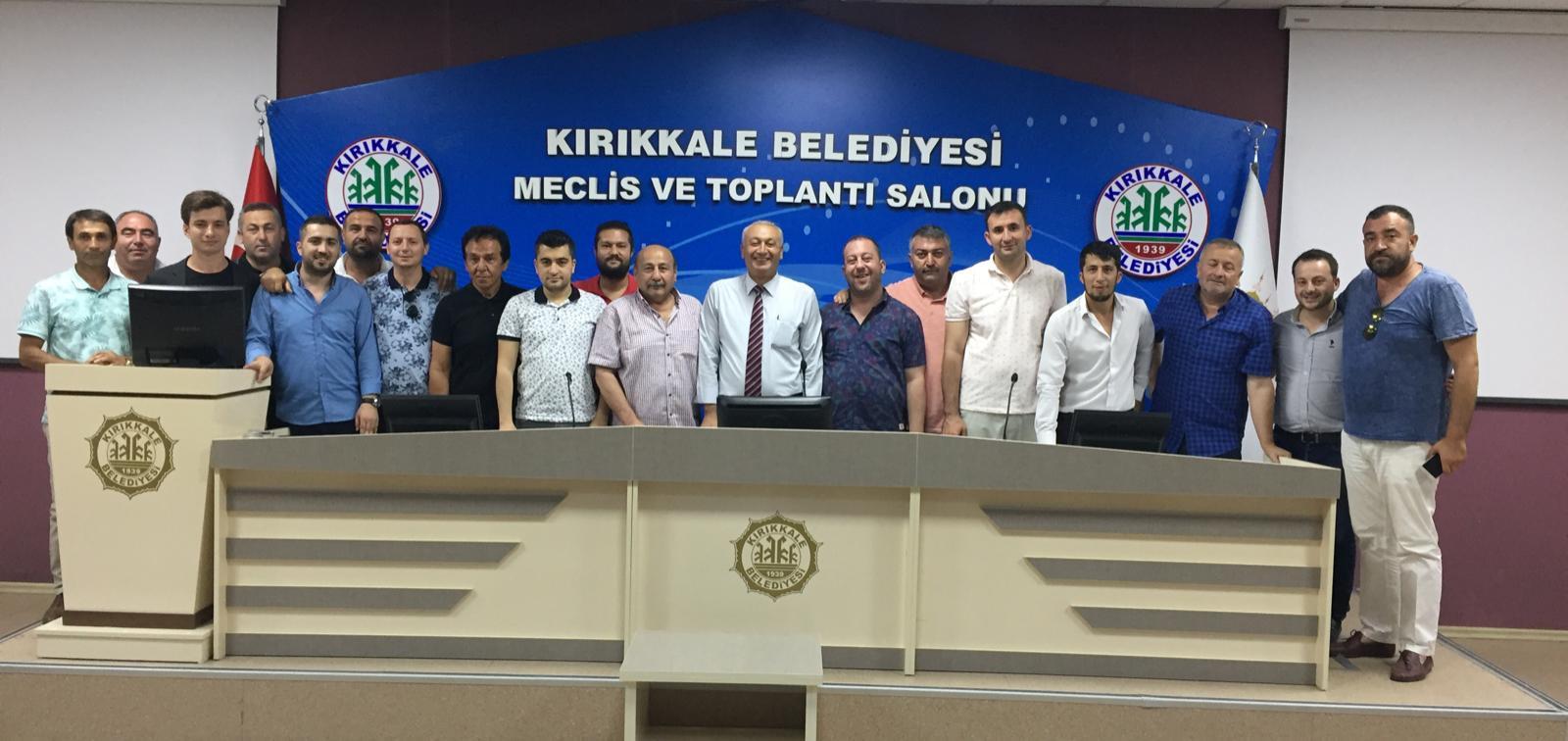 285E5CE8 AA2C 4F12 B870 502B2F9BDF79 - Büyük Anadolu Kırıkkalespor'da Koçoğlu Dönemi
