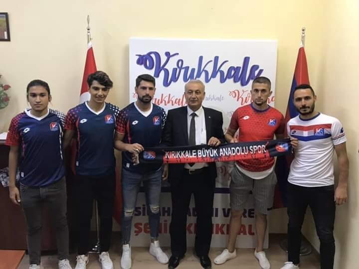 Kırıkkalespor transfere hızlı başladı - Kırıkkalespor transfere hızlı başladı