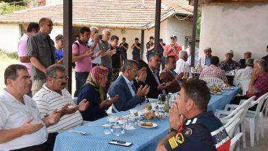 Photo of Şehit Öztürk dualarla anıldı