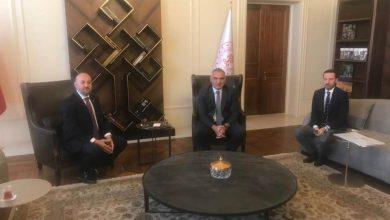 Photo of Kültür Bakanı Ersoy'dan Bahşılı'ya destek sözü