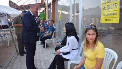 Photo of Türkyılmaz'dan misafirperverlik örneği