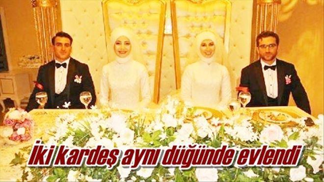 1535521929123 - İki Kardeşe Bir Düğün