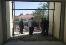 Photo of Kaymakam Erdemir Öğretmen Evi İnşaatını İnceledi