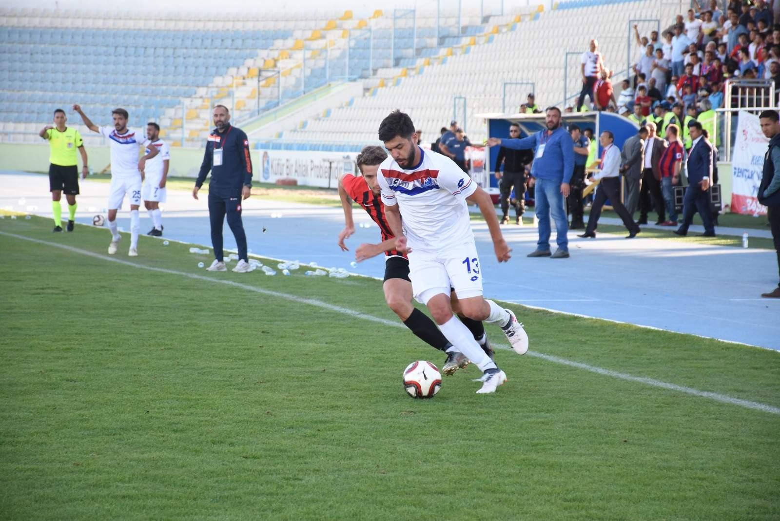 kırıkkalespor 2de 2 yaptı - Kırıkkalespor 2'de 2 yaptı