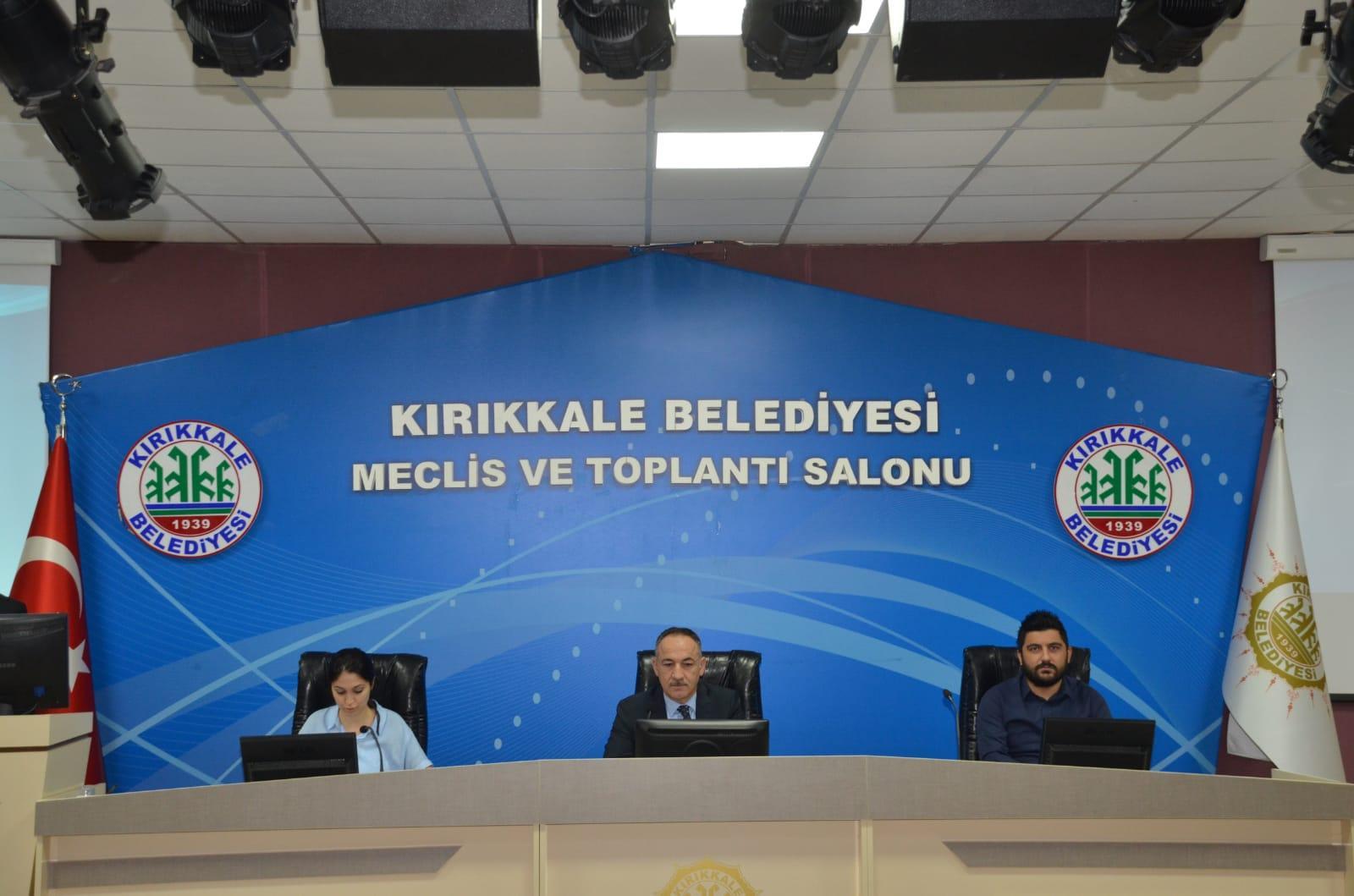 Belediye Meclisinden Barış Pınarı Harekatına destek 2 - Belediye Meclisi'nden Barış Pınarı Harekatı'na destek