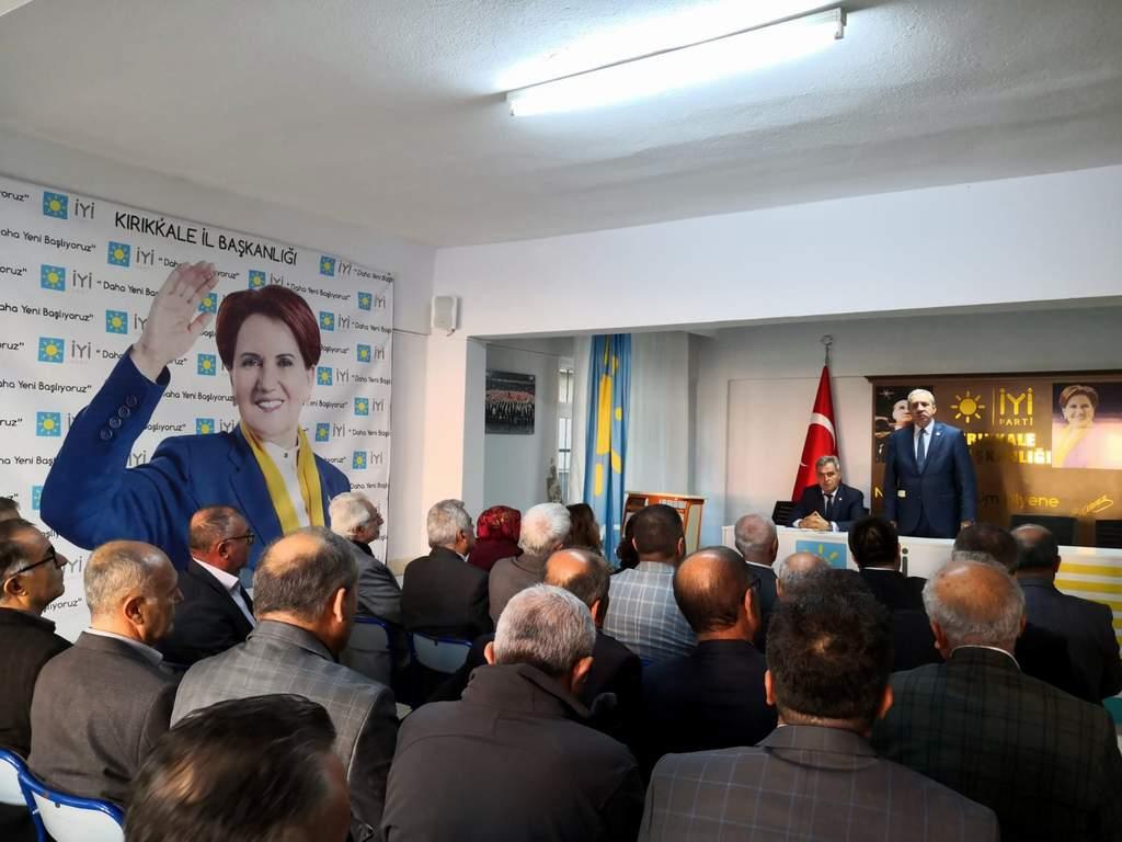 İYİ Parti yeni yönetimi toplandı 1 - İYİ Parti yeni yönetimi toplandı