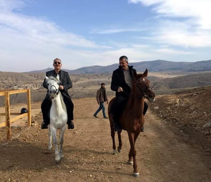 Atlarla Dinek Dağı safarisi - Atlarla Dinek Dağı safarisi