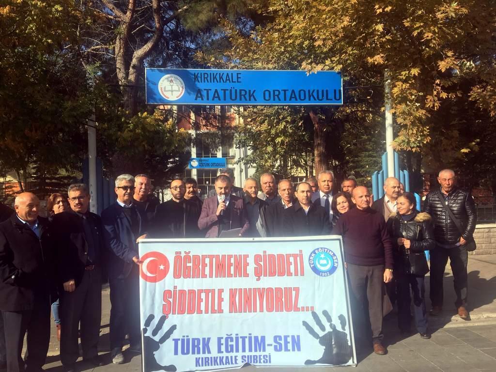 Türk Eğitim Senden Cumhurbaşkanına mektup - Türk Eğitim Sen'den Cumhurbaşkanına mektup