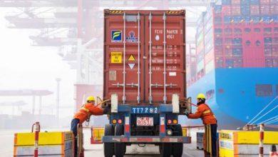 Photo of İhracat yüzde 34, ithalat yüzde 4,6 azaldı