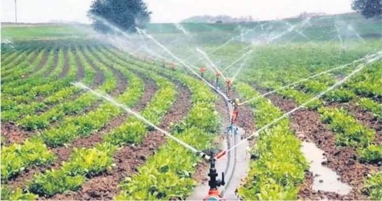 104 bin 260 dekar arazide sulu tarım yapıldı 1 - 104 bin 260 dekar arazide sulu tarım yapıldı