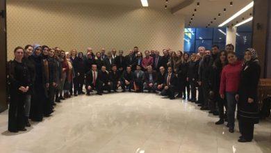 Photo of 54 eğitimci lisansüstü eğitim aldı