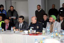 Photo of Bağlarbaşı mahallesinde huzur toplantısı