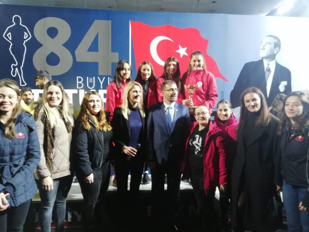 Balışeyhte spor da büyük başarı 2 - Balışeyh'te spor da büyük başarı