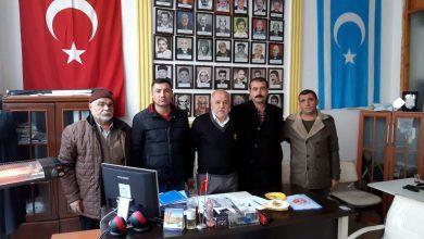 Photo of Dulkadiroğulları derneği yeni yönetimini belirledi