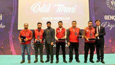 Photo of Gençlik hizmetleri genel müdürlüğünden Kırıkkale'ye ödül