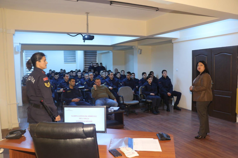 Jandarmada şiddeti önleme semineri 1 - Jandarmada şiddeti önleme semineri