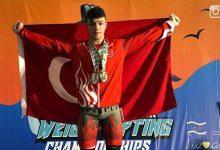 Photo of Kırıkkaleli halterci Avrupa rekoru kırdı
