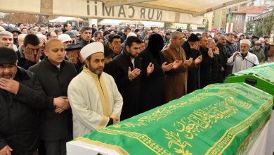 Photo of Güven Başkan, Dualarla Uğurlandı