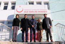 Photo of Ağırtaş Seri Ziyaretlerde Bulundu